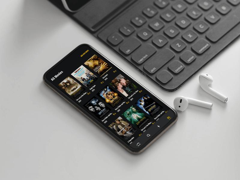 Movie Star - Android Movie App