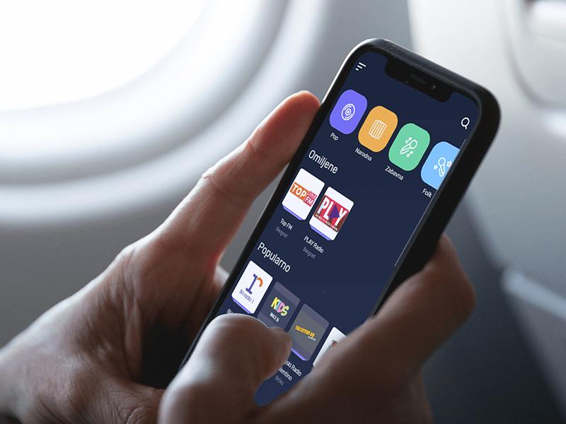 Slusaj Radio - Android Radio App